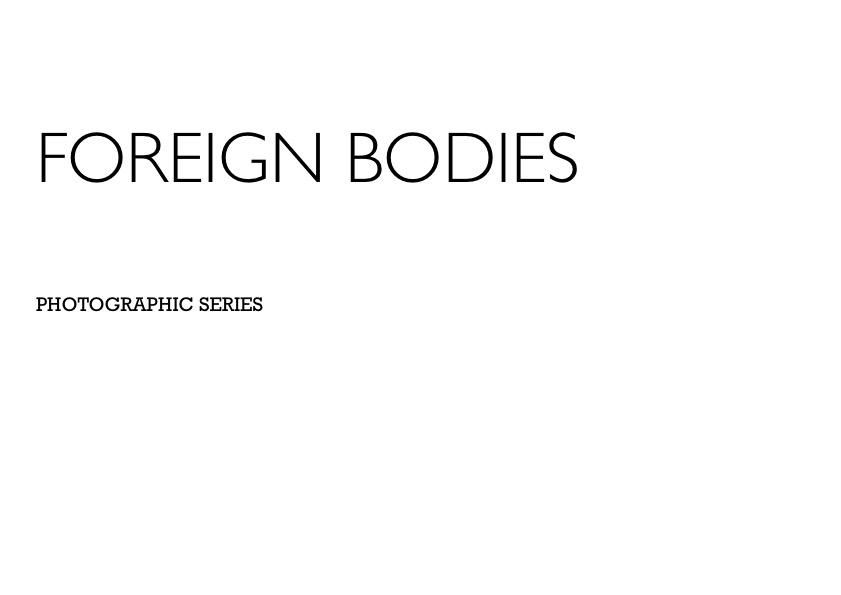 Foreign Bodies limited