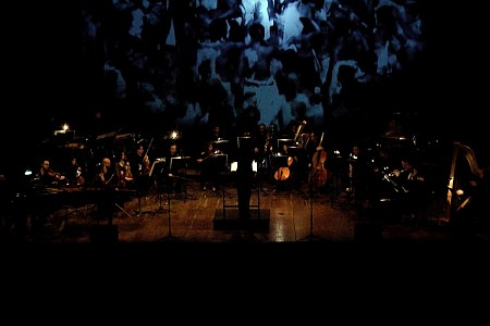 OTOT - Orchestral/Chamber Music with Multimedia