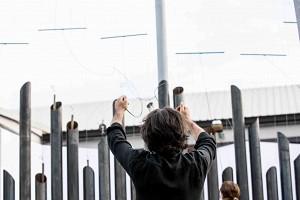 Lucia viaschi open fence
