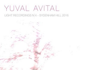 Series 4 - LIGHT RECORDINGS N4 Sydenham Hill (2015)